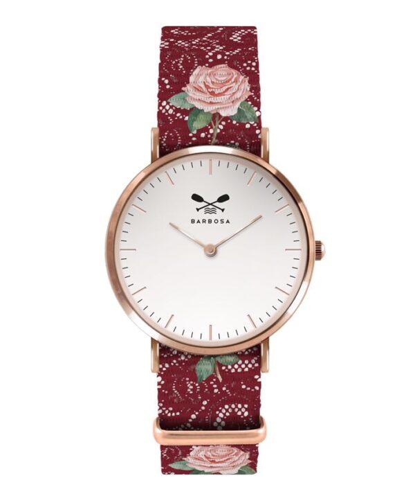 Orologio Rose Rosa