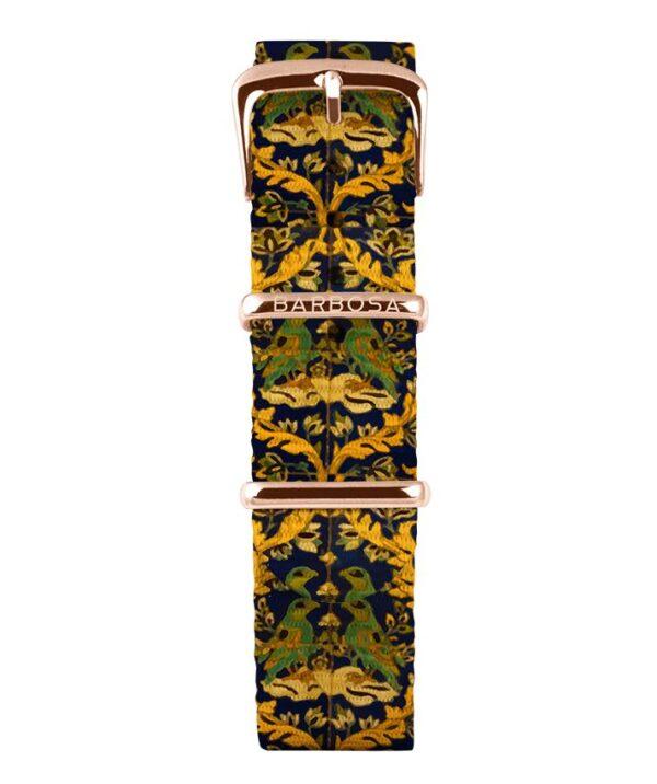 Cinturino  Cattedrale in nylon 18mm , collezione mediterranean