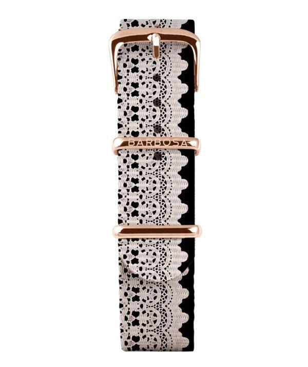 Cinturino Ricamo in nylon 18mm , collezione mediterranean