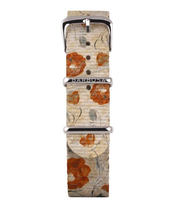 Cinturino Cripta in nylon 18mm , collezione mediterranean