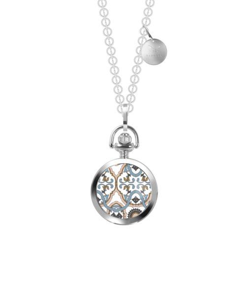 Orologio Pocket Maiolica chiara