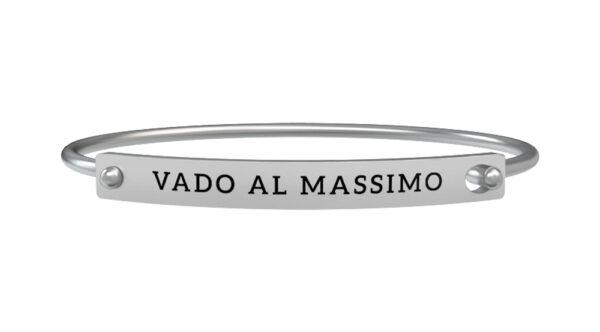 Bracciale Kidult VADO AL MASSIMO Collezione Vasco