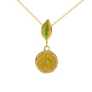 Collana Limone , Agrodolce