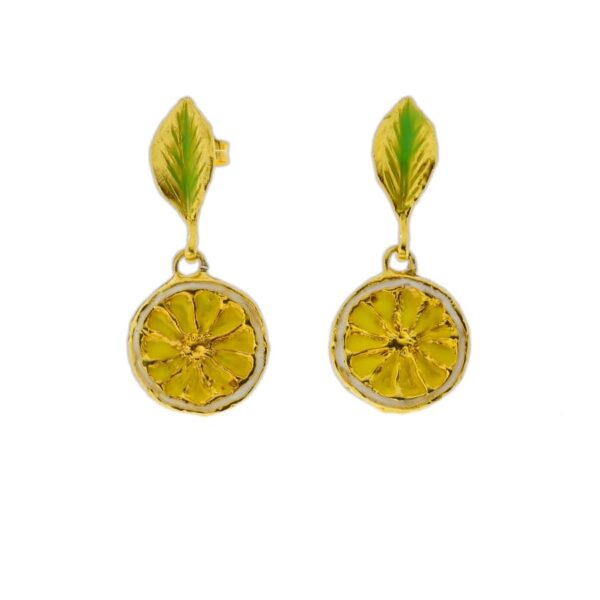 Orecchini Limoni - Agrodolce