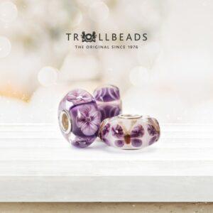 Tris  di beads unici